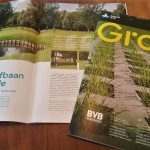 BVB Landscaping magazine GROW Manon Vogel redactie eindredactie
